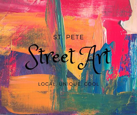 Field Trip St. Pete Street Art