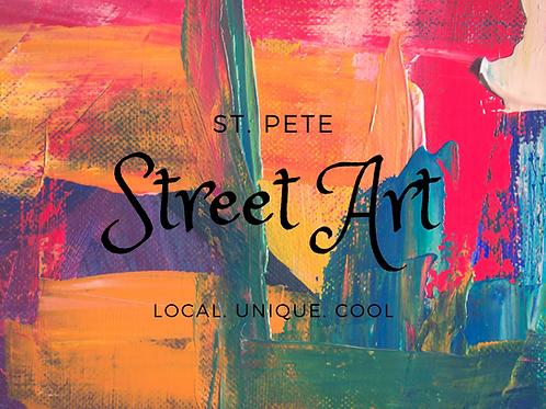 St Pete Street Art Local Scavenger Hunts