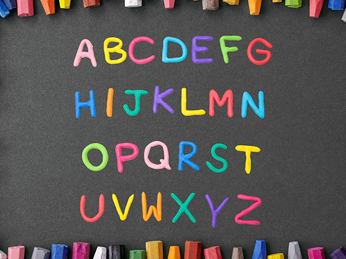 Alphabet Part 2