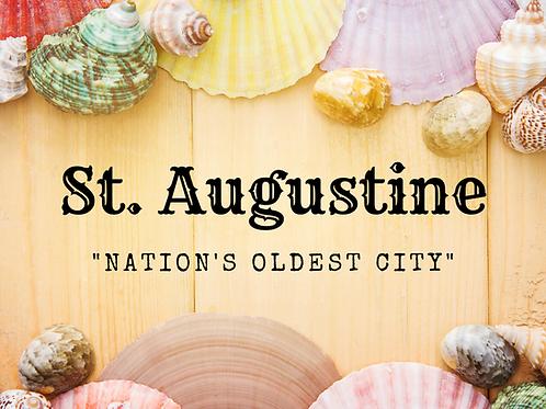 St Augustine Local Scavenger Hunts