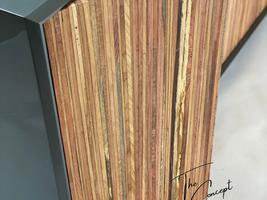 Hệ tủ kệ Stripey Woody