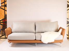 Sofa The Dual bọc da