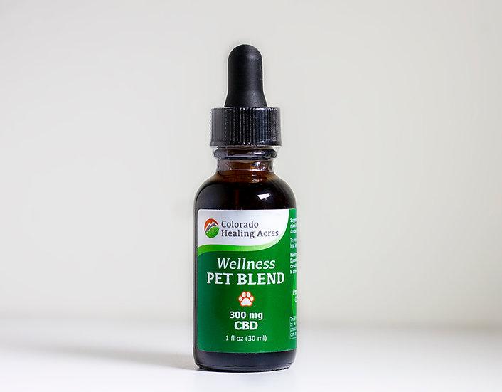 Wellness Pet Blend 300 mg CBD