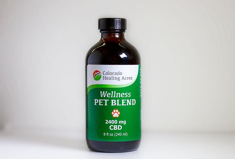 Wellness Pet Blend Refill 2400mg CBD