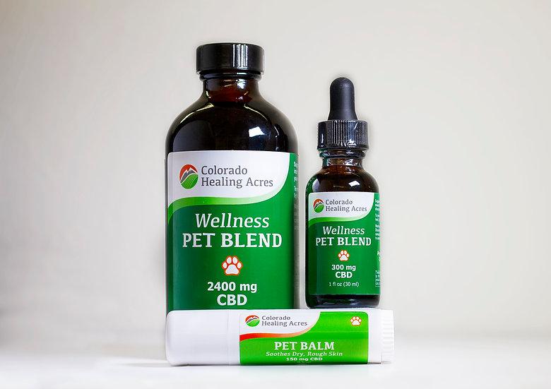 Wellness Pet Blend Package