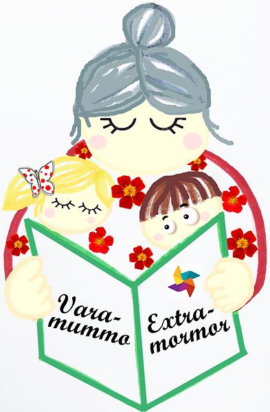 Varamummotoiminnn logo