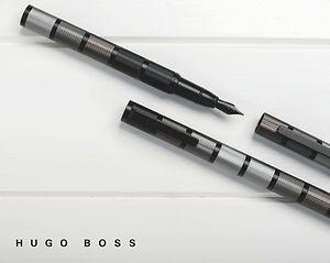 pen, toll, hugo, boss, hb