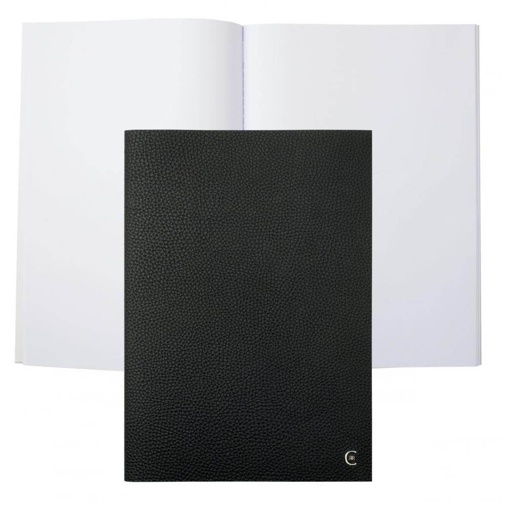 Cerruti Notesz Hamilton Black A4