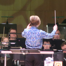 I did get a chance to conduct!!