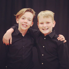 My buddy Liam. We've done some shows together and always have so much fun.