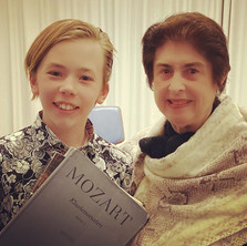 with Ann Schein, a really awesome person