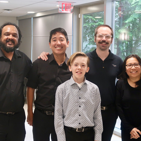 "with the Ars Futura ensemble, who played my ""Beryllium"""