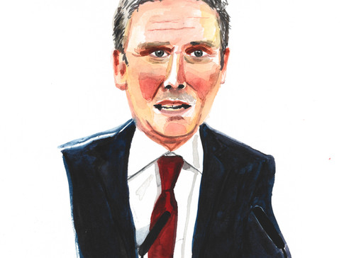 'A New Leadership', Starmer makes his pitch to the 'Red Wall'