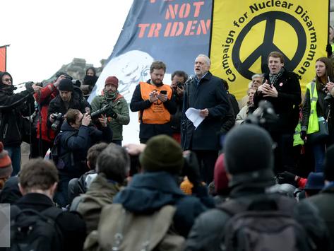 SNP Arms trade hypocrisy