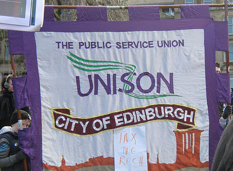 The significance of Unison's decision to endorse IndyRef2