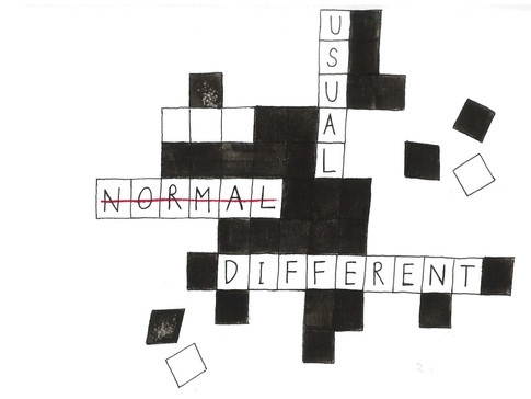 Disabling the word normal