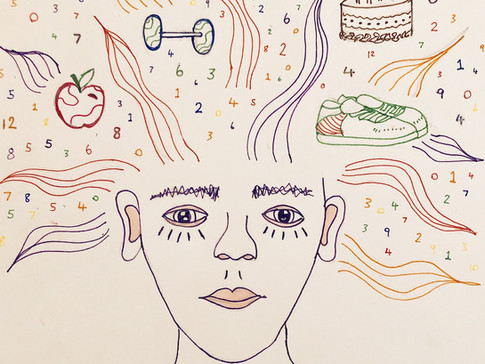 Eating disorders and health: Fitness generation and the worst times of the year