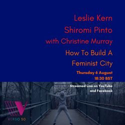 Review of Verso LIVE: How to Build a Feminist City