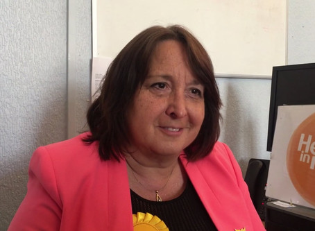 Christine Jardine calls for Universal Basic Income