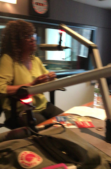 Radio Interview with Toya Beasley