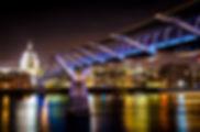 Millenium Bridge to St Paul's Cathedral