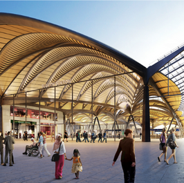 HS2 impacts in London Borough of Camden
