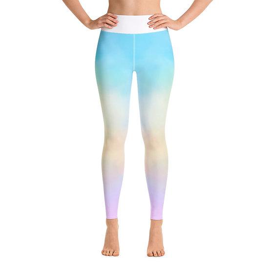 Sky Yoga Leggings