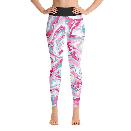 Melted B Yoga Leggings