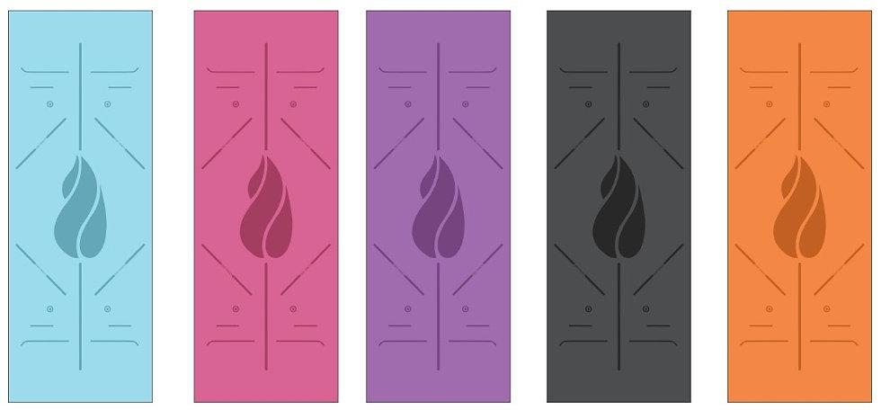 TRINITY Yoga Mat