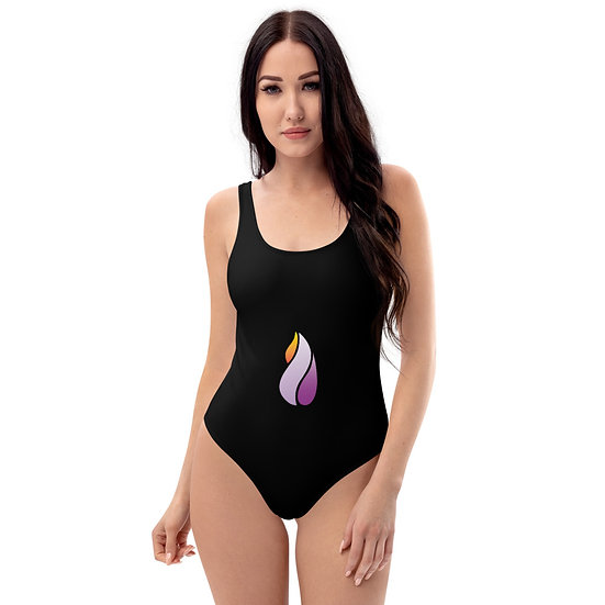 Trinity B One-Piece Swimsuit
