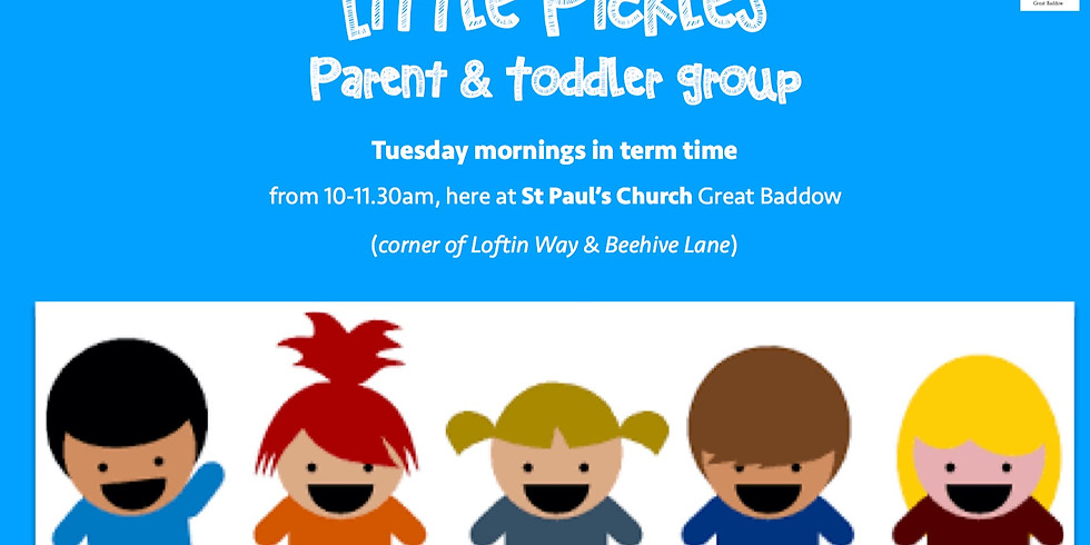 'Little Pickles' Parent & Toddler Group