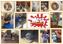 Messy Church July '16