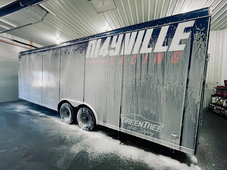 Trailer Wash