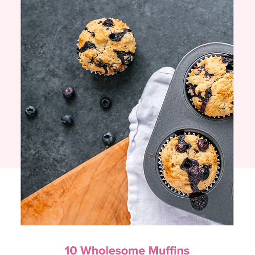 10 Wholesome Muffins