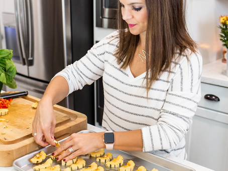 Five Easy Tips for Getting Started with Meal Planning and Prep