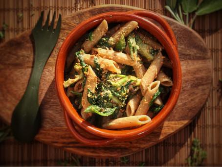 Toasted Linseed & Broccoli Penne
