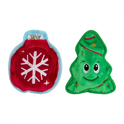 Invincibles Mini Ornament and Tree Plush Dog Toys