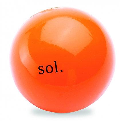 Orbee-Tuff Orange Sol Ball