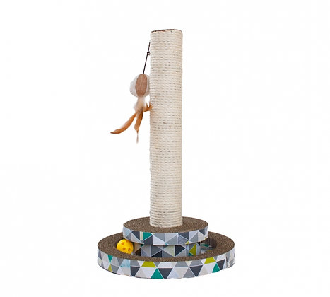 Scratch and Play Tower Track
