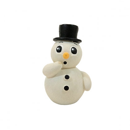 Tootiez Snowman Holiday Dog Toy
