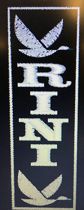 K9 Sport sack name patch