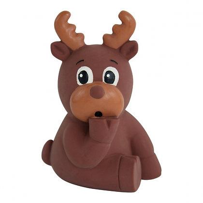 Tootiez Reindeer Holiday Dog Toy