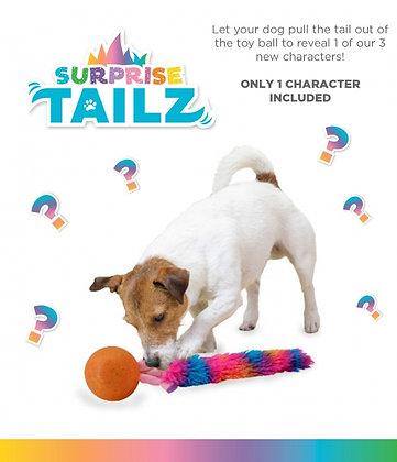Surprise Tailz Dog Toy