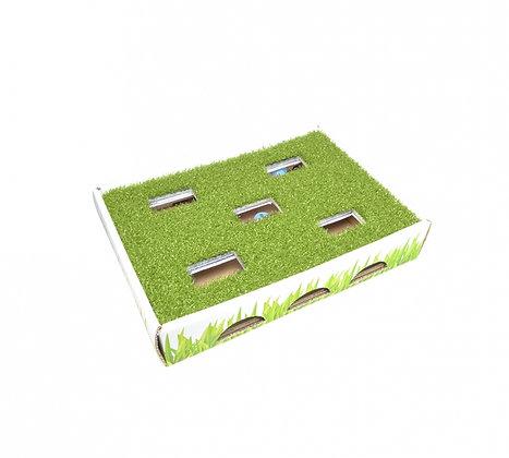 Grass Patch Hunting Box