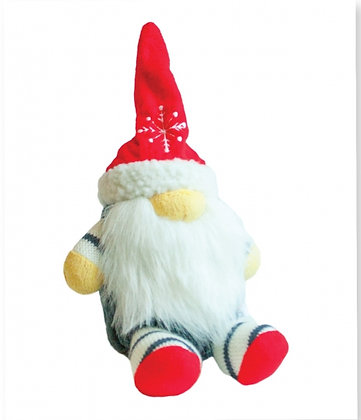 Fattiez Gnome Holiday Dog Toy