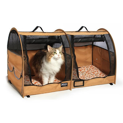 Pop-Up Kennel - CarGO Small, Double