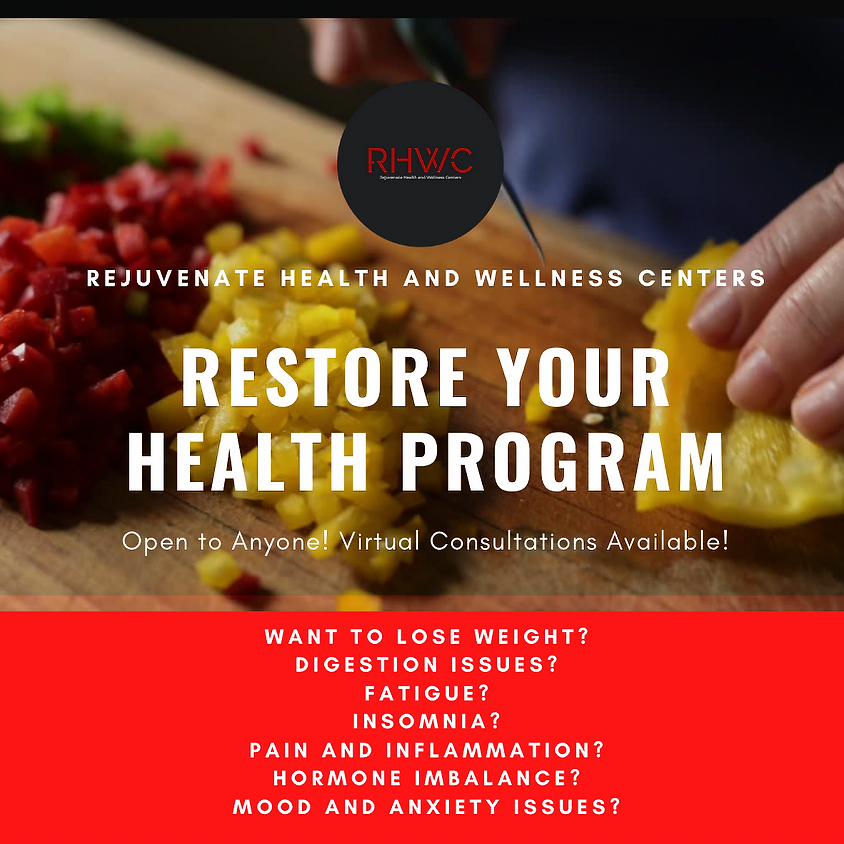 The Restore Your Health Nutrition Program