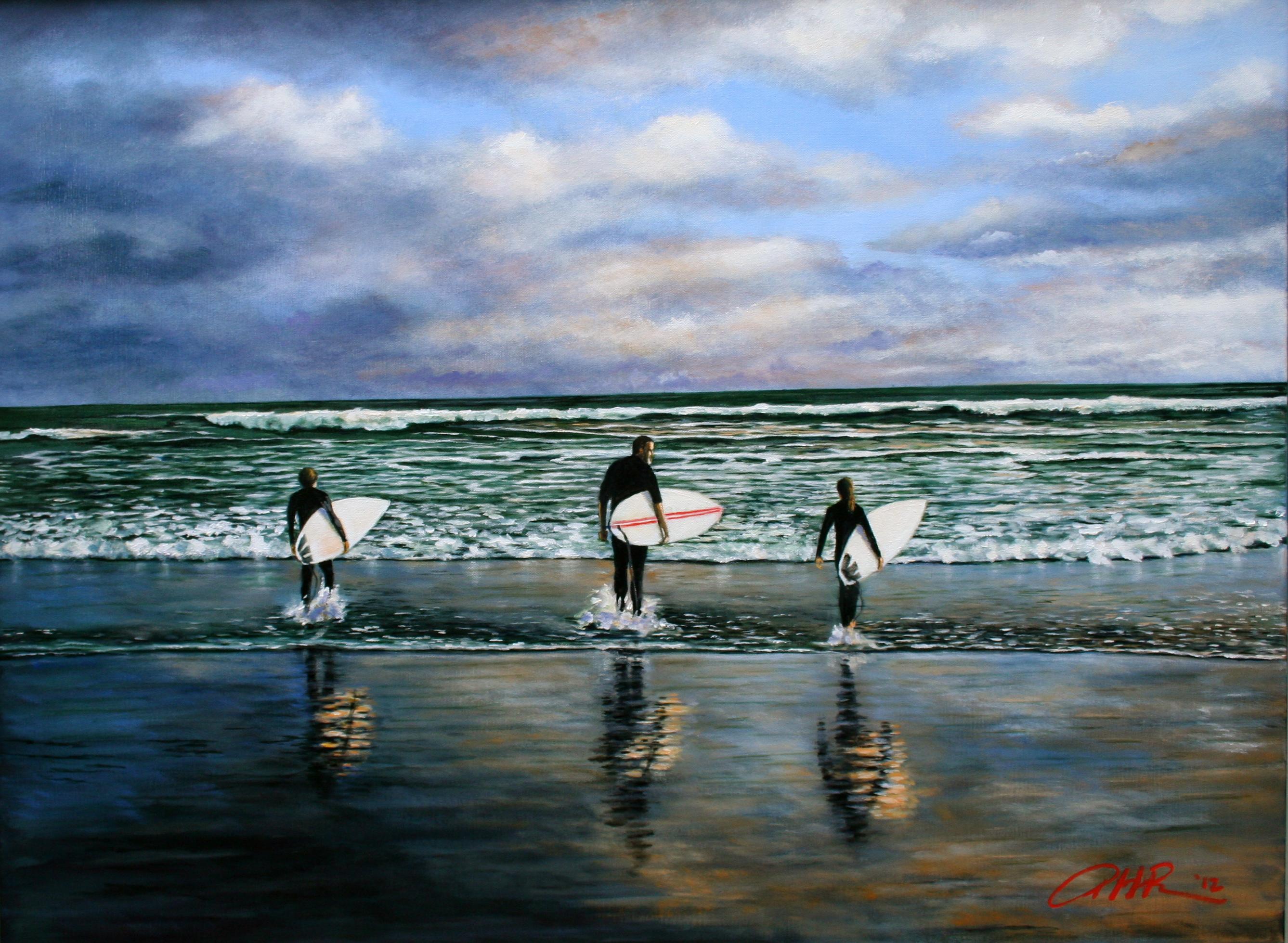 """Family Surf"""