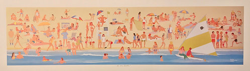 """""""At The Beach"""" (Favorite)"""