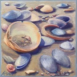 Shells #15 Baby Clams
